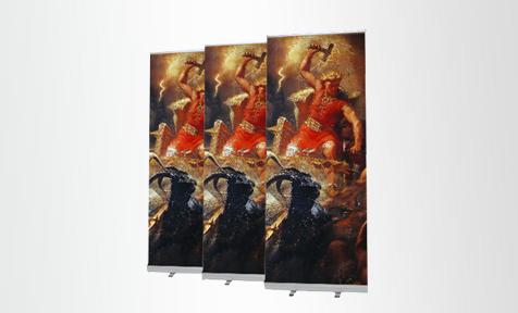 Roll Up Viking size 85, 100, 120 cm x 200 cm